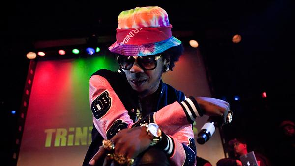 Trinidad James Can't Maintain 'Gold' Standard in New York