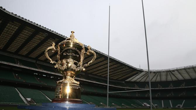 England 2015 & IRB Media Briefing: Rugby World Cup 2015 Ticketing and Kick-Off Times