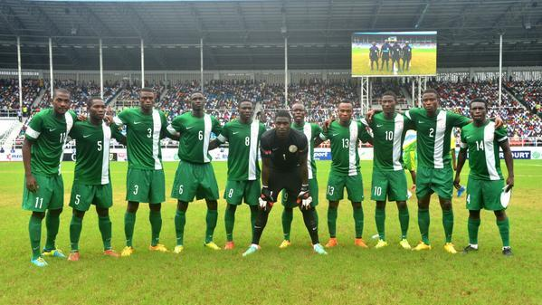 Nigeria U23 can pick Rio Olympics ticket – NFF