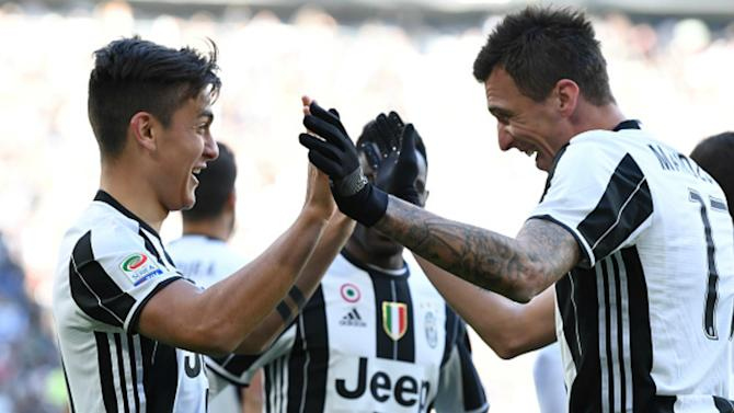 Juventus 2-0 Lazio: Higuain & Dybala keep champions ahead of the pack