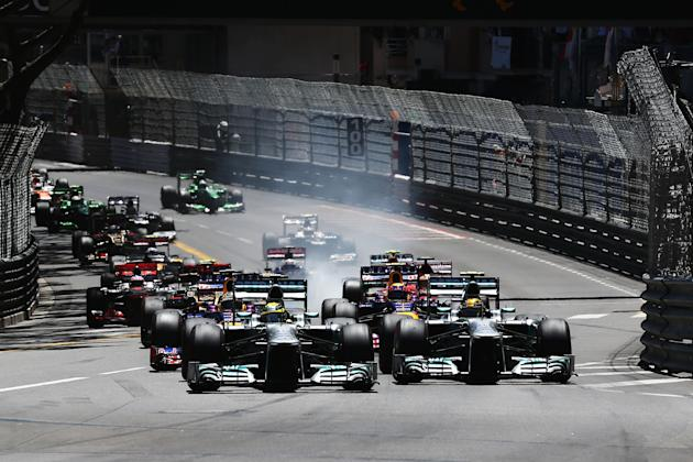 F1 Grand Prix of Monaco - Race