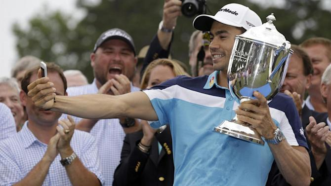 Golf - Villegas ends four-year drought with Wyndham win