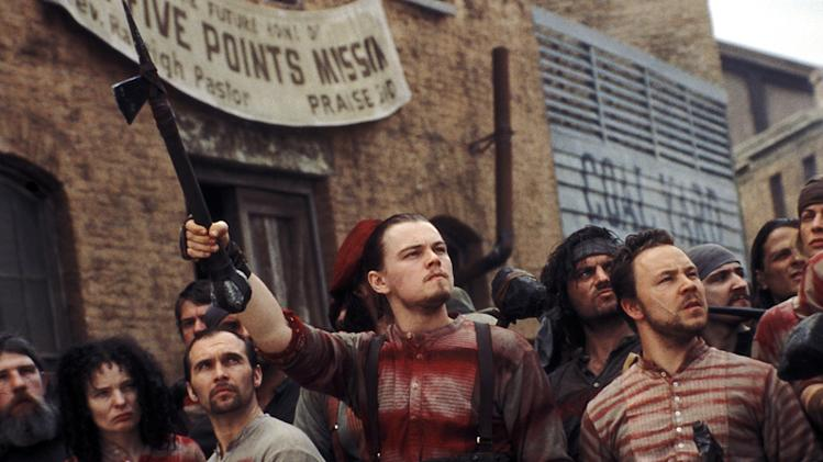 Leonardo DiCaprio Through the Years Gallery 2010 Gangs of New York