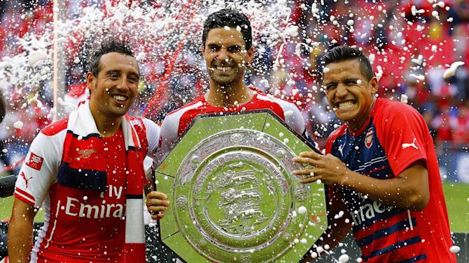 Premier League - Mikel Arteta signs new one-year deal with Arsenal