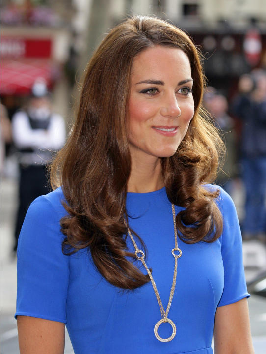 Kate Middleton collana Cartier