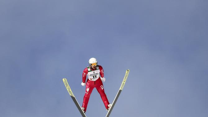 FIS Nordic Ski World Championships - Men's Nordic Combined - Individual Competition