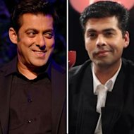 Salman Khan To Have 'Koffee With Karan'?