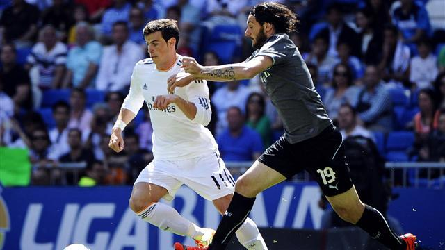 Liga - Bale fires Real Madrid to win over Espanyol