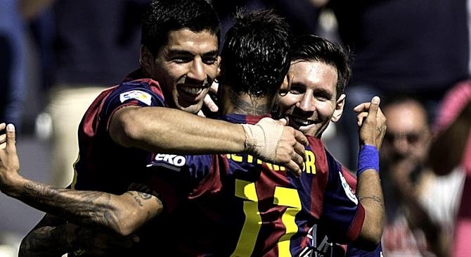 Video: Cordoba vs Barcelona
