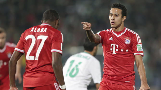Bayern beats Raja to win Club World Cup