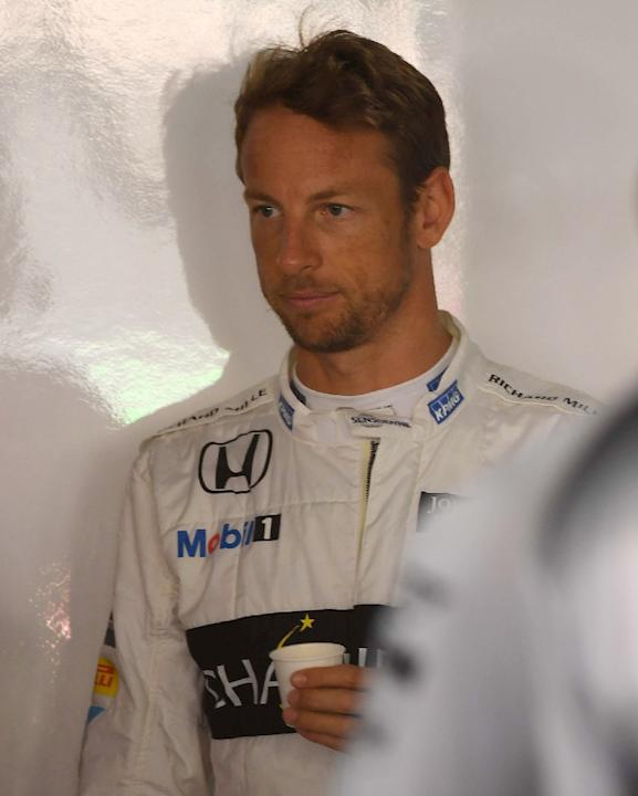 Formula One - Button cleared to race in Germany after eye problem