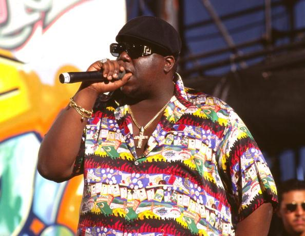 Biggie Smalls Artist Name Changes