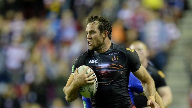 Rugby League - Richards ready for emotional night