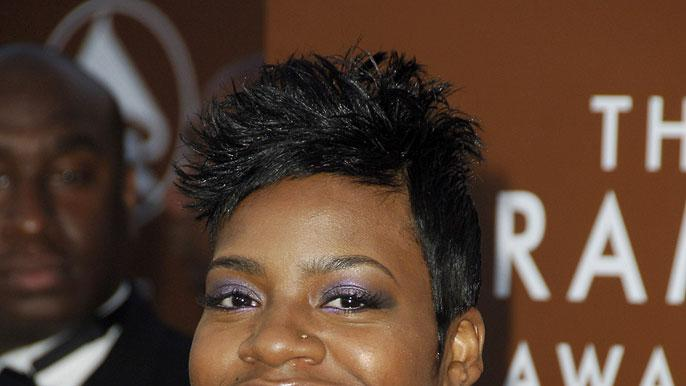 Fantasia at The 48th Annual GRAMMY Awards.