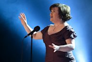 Susan Boyle Applies for £6 an Hour Cashier Job at Local Bookies