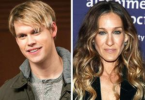 Chord Overstreet, Sarah Jessica Parker | Photo Credits: Adam Rose/FOX , Paul Zimmerman/WireImage