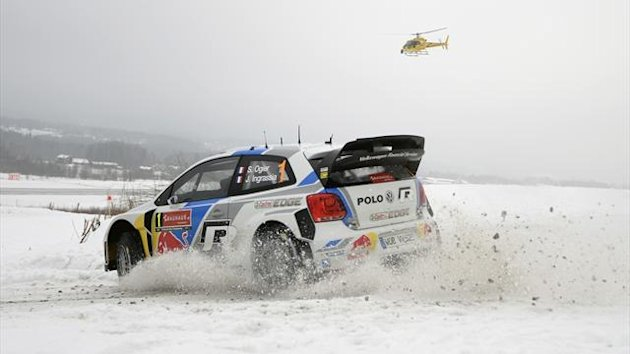 2014 Sweden VW Ogier
