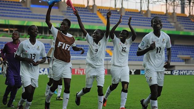 Ghana draw Japan, USA in 2016 U17 Women's World Cup