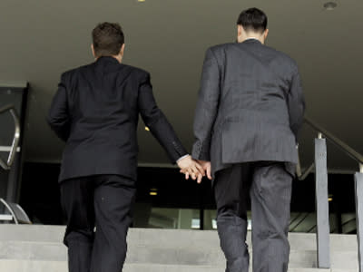 Oregon Gay Marriage Ban Goes to Court