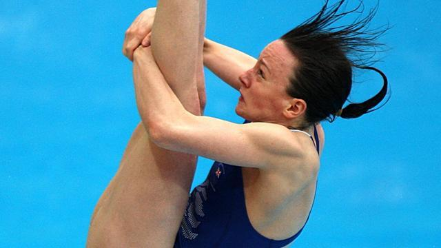 Diving - Gallantree and Laugher fall just short of medals in Dubai