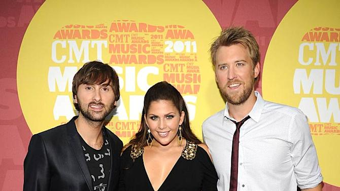 Lady Antebellum CMT Awards