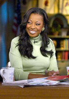 Star Jones Returns to The View Six Years After Nasty Exit