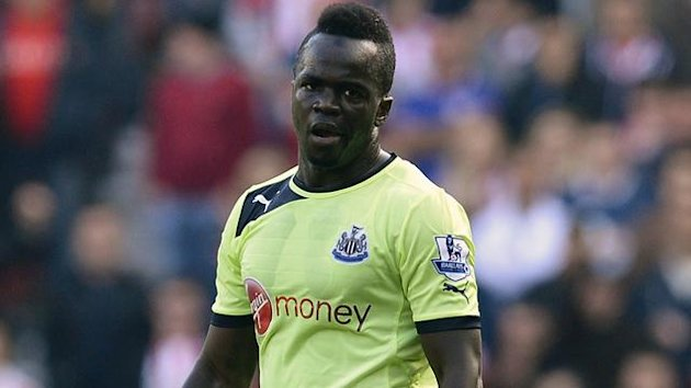 Cheick Tiote of Newcastle (Reuters)