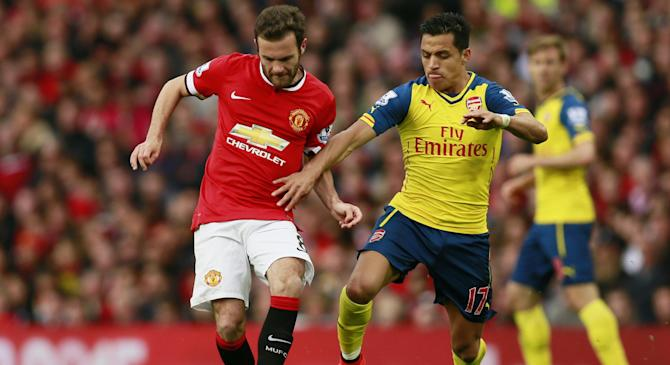 Video: Manchester United vs Arsenal