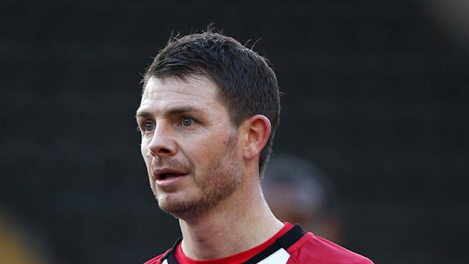 Jamie Cureton is back at Exeter for a third spell
