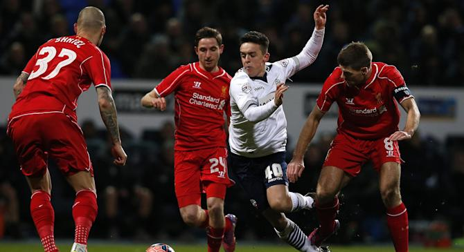 Video: Bolton Wanderers vs Liverpool