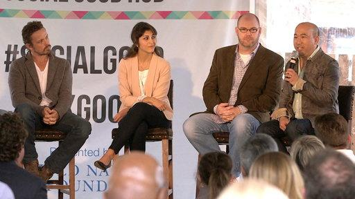 SocialGood Panel at SXSW: Q&A