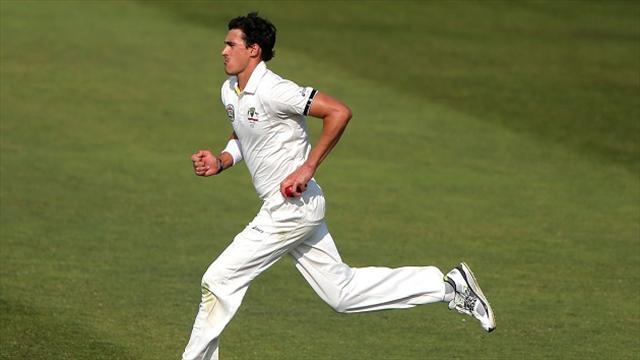 Ashes - Back injury could rule Starc out of return Ashes
