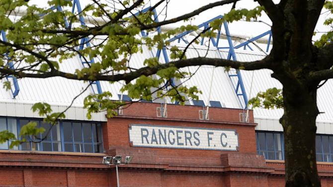 The SFA have received details from Rangers as they look to find a league