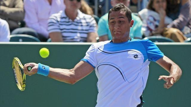 Tennis - Almagro and Isner advance to Houston final