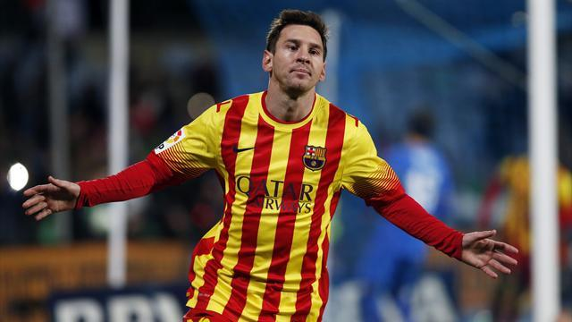 Liga - Messi 'on verge of agreeing new Barcelona deal'