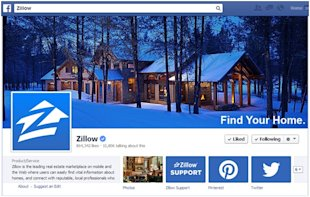 How to Use Facebook for Real Estate PR image zillow real estate pr1