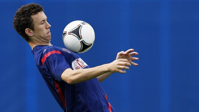 World Cup - Perisic ruled out of qualifiers against Serbia, Wales