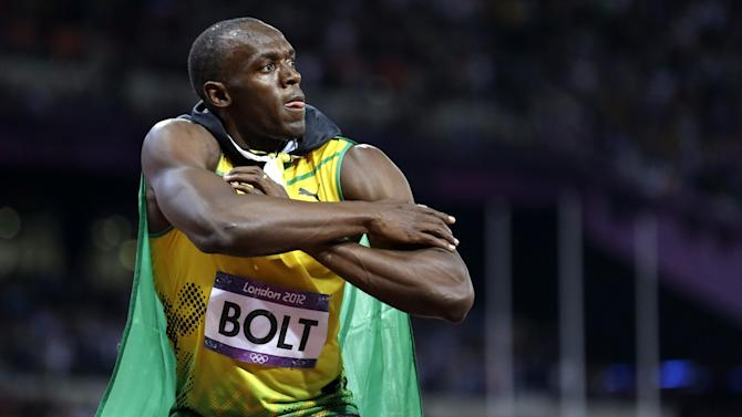 Commonwealth Games - Bolt says his best is yet to come