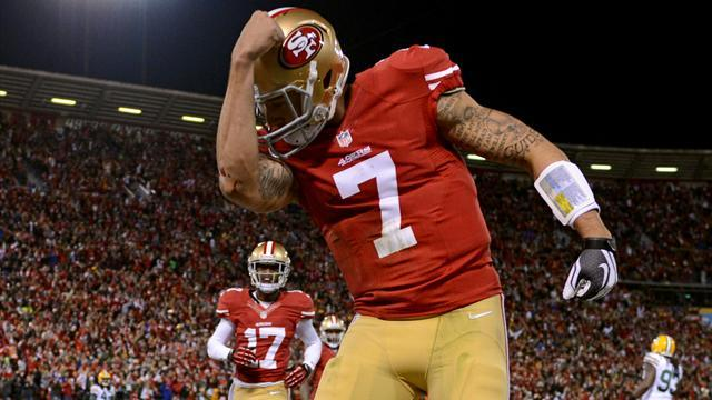 NFL - Kaepernick speaks out after 'incident'