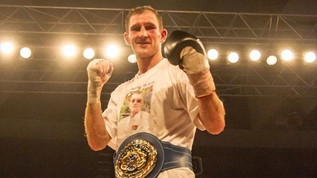 Boxing - Lightning Daws back in action