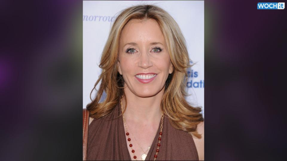 Felicity Huffman Wants To Destroy The Myth Of The Good Mother