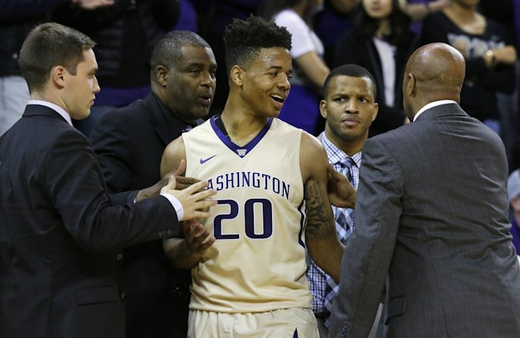 The Huskies are off to a dismal 4-4 start despite the presence of transcendent freshman Markelle Fultz (AP).