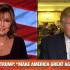 Sarah Palin and Donald Trump | Photo Credits: One America News Network.