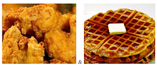 How to Figure Out Subject Verb Agreement image Chicken and Waffles Pair