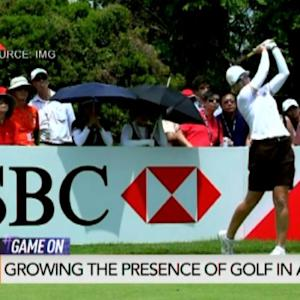 Game On: Growing the Presence of Golf in Asia