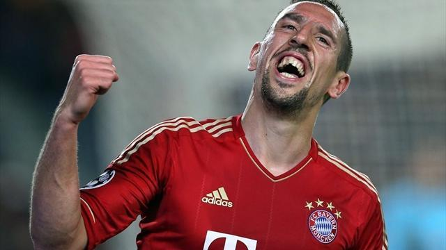 German Bundesliga - Ribery: I want to earn Bayern testimonial