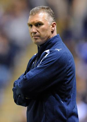 Nigel Pearson has led Leicester to second in the npower Championship