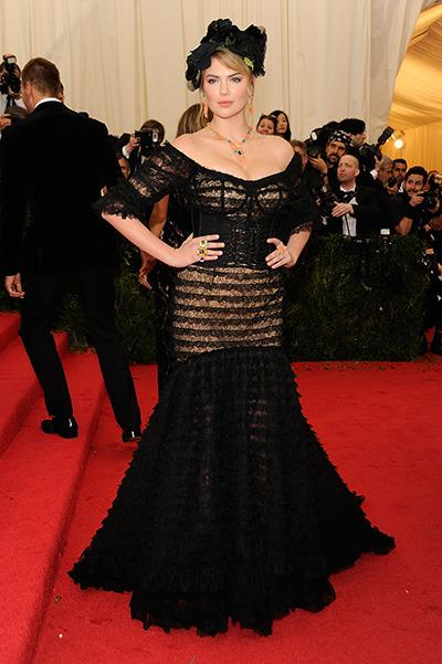 Unforgettable Kate Upton moments: Met Gala