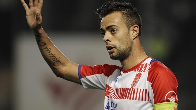 Liga - Granada star 'to be fired' over cocaine use