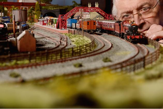 Preview Of The Glasgow Model Rail Scotland Exhibition